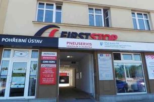 Pneuservis FirstStop - Pneuservis Ventilek a Dušička