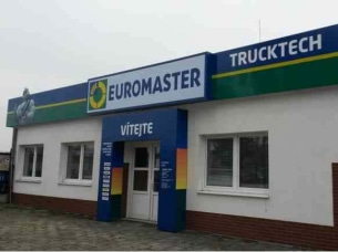 Pneuservis Euromaster - Trucktech