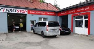 Pneuservis FirstStop - AutoPneu Linhart Jihlava