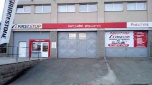 Pneuservis FirstStop - Pneutyre