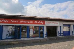 Pneuservis FirstStop - Czech Tyre