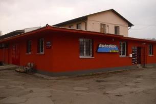 Pneuservis Autocentrum Kalfas Praha 3