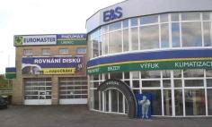 Pneuservis Euromaster - PneuMax Liberec