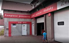 Pneuservis FirstStop - SIMIpneu