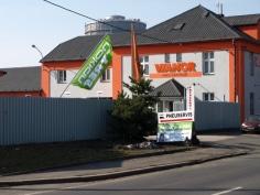 Pneuservis Vianor - Ostrava, ALMA PNEU