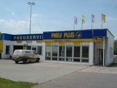 Pneuservis Pneu Plus - PNEU PLUS Olomouc