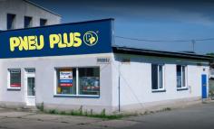 Pneuservis Pneu Plus - PNEU PLUS Slavičín