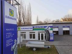 Pneuservis Euromaster - MS auto CZ