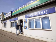 Pneuservis Euromaster - Pneuservis Rudná